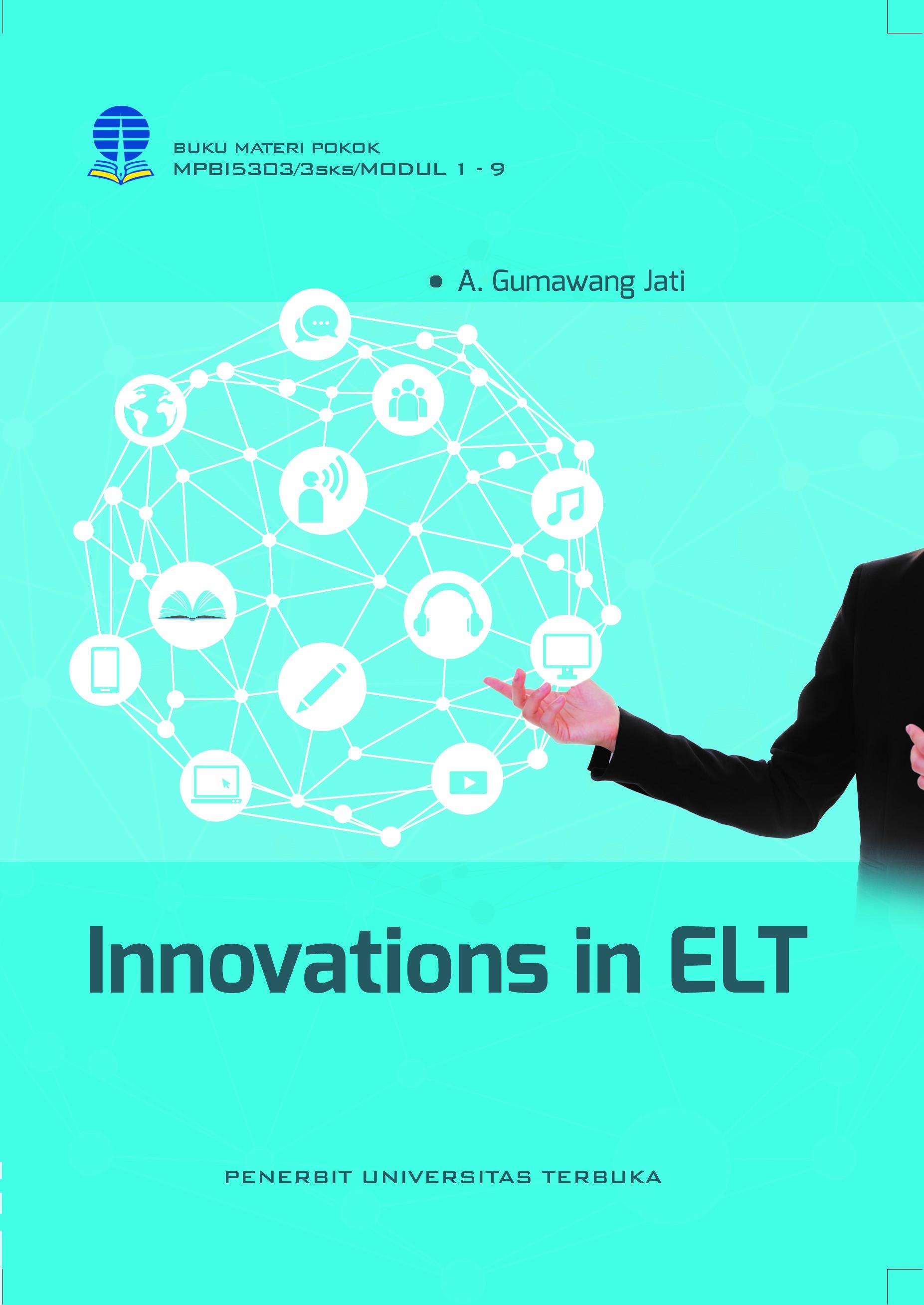 MPBI5303 - Innovations in ELT