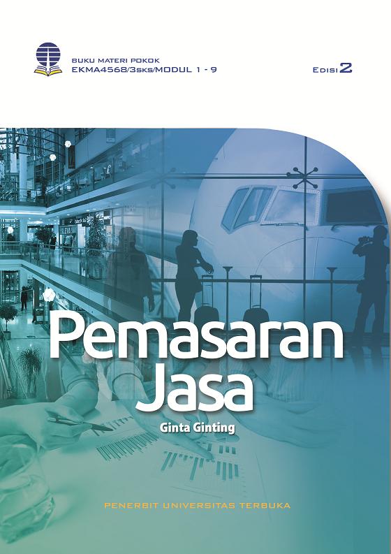 EKMA456802 -  Pemasaran Jasa