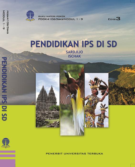 PDGK410602 - Pendidikan IPS Di SD