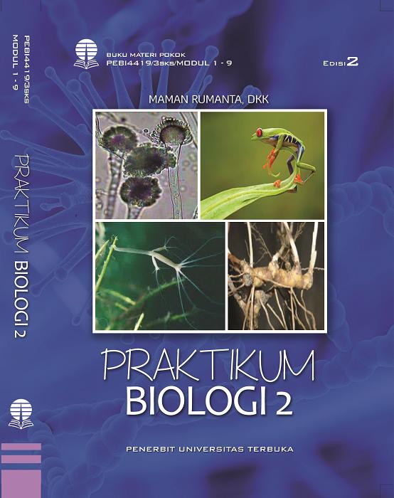 PEBI441902 - Praktikum Biologi 2