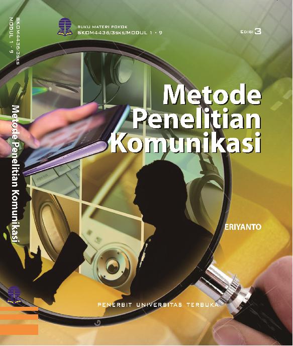 SKOM443603 - Metode Penelitian Komunikasi