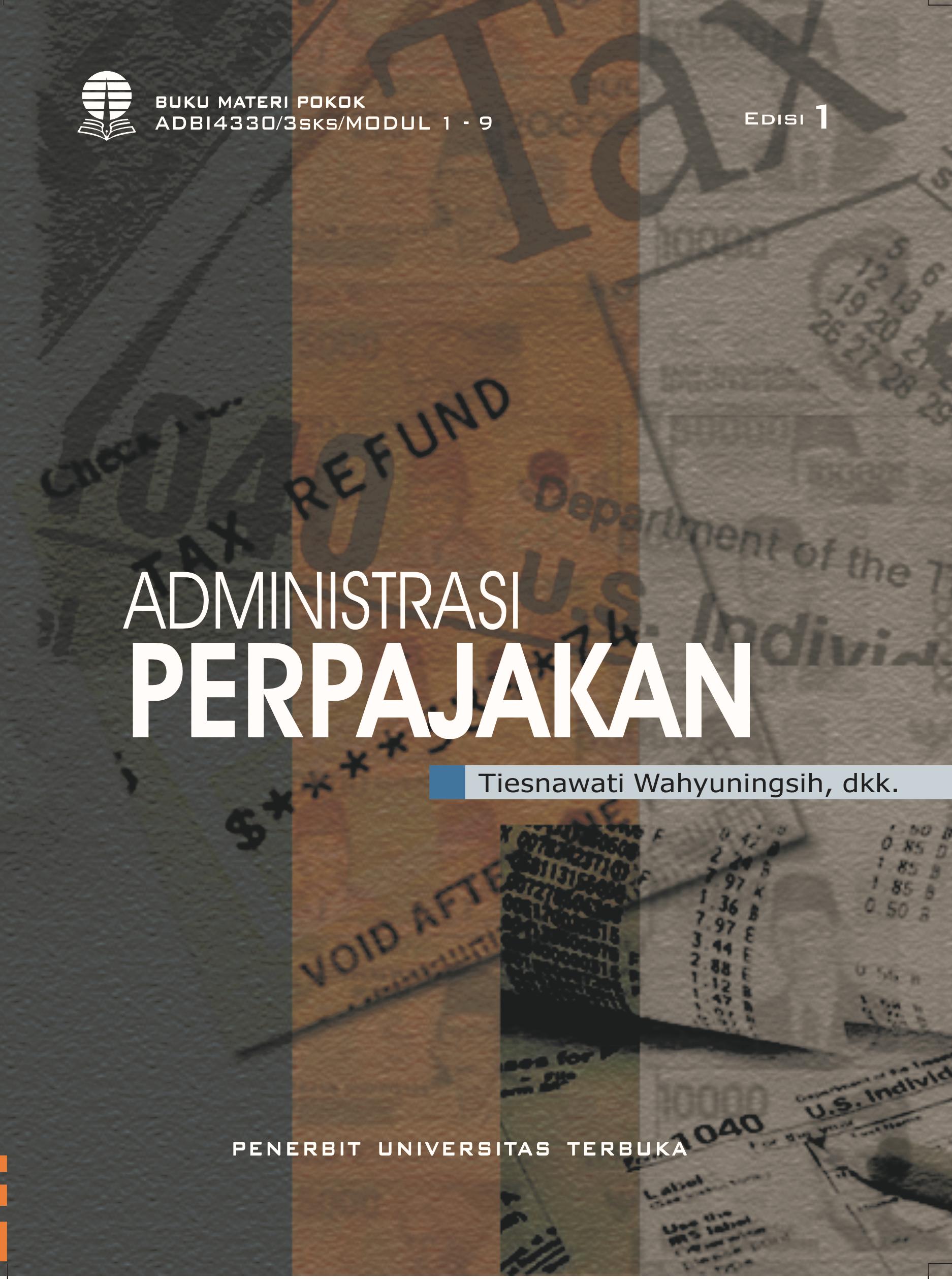 ADBI4330---Administrasi-Perpajakan